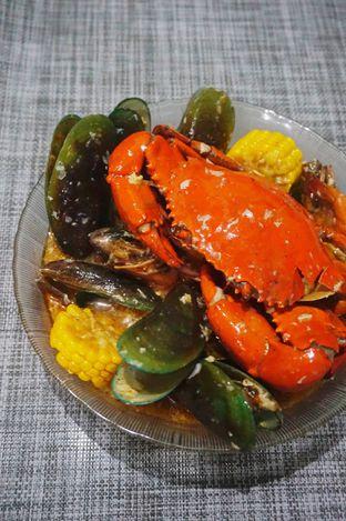 Foto 1 - Makanan di Kepiting Nyinyir oleh yudistira ishak abrar