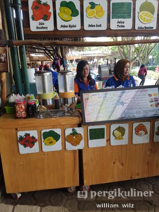 Foto review Aneka Juice De'Ranch oleh William Wilz 2