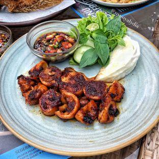 Foto review Sate & Seafood Senayan oleh Lydia Adisuwignjo 6