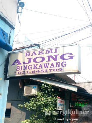 Foto 6 - Eksterior di Bakmi Ajong Singkawang oleh Kuliner Sama Agam
