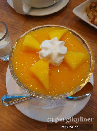 Foto 2 - Makanan(Puding Mangga dengan Irisan Mangga) di Din Tai Fung oleh Merry Lee