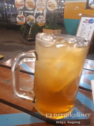 Foto 3 - Makanan(Lemon tea) di Aiola Food Caravan Drink oleh maya hugeng