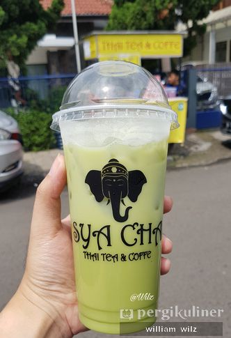Foto Makanan di Sya Cha Thai Tea & Coffee