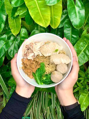 Foto 1 - Makanan(Mie Keriting Komplit Bengeudh) di Demie oleh Fenny Cancerlia IG: Fennycancerliasutrisno