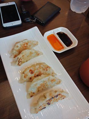 Foto 2 - Makanan(Gyoza Ayam (panggang) ) di Ramen SeiRock-Ya oleh Elena Kartika