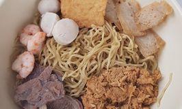 The Noodle Jet Cafe
