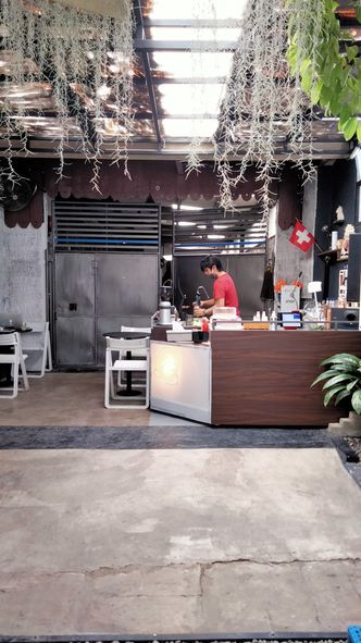 Foto Interior di Senandika Coffee