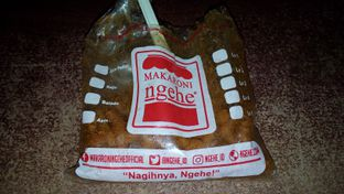 Foto 1 - Makanan di Makaroni Ngehe oleh achmad yusuf