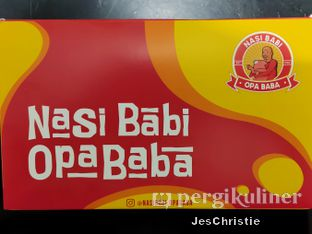 Foto review Nasi Babi Opa Baba oleh JC Wen 1