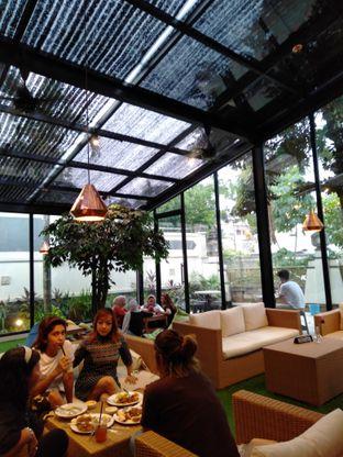 Foto 4 - Interior di Kode-in Coffee & Eatery oleh Erika  Amandasari