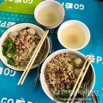 Foto Makanan di Mie Keriting Luwes