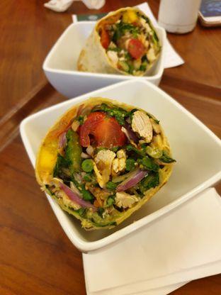 Foto - Makanan(Tingtong wrap) di SaladStop! oleh Pengembara Rasa