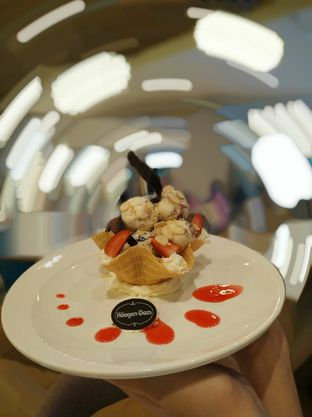 Foto 1 - Makanan di Haagen - Dazs oleh Yohanacandra (@kulinerkapandiet)