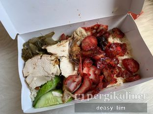 Foto 2 - Makanan di Nasi Campur AFA Kalimantan oleh Deasy Lim