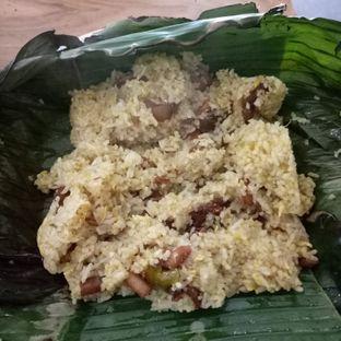 Foto 2 - Makanan(Nasi Bakar Babat Woku) di Gotri oleh Afifah Romadhiani