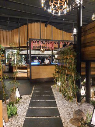 Foto 4 - Interior di Okuzono Japanese Dining oleh @christianlyonal