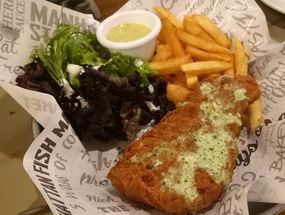 Foto The Manhattan Fish Market
