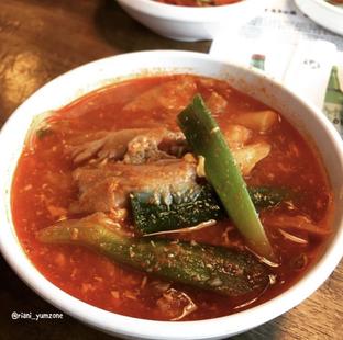 Foto 1 - Makanan di Chung Gi Wa oleh IG @riani_yumzone