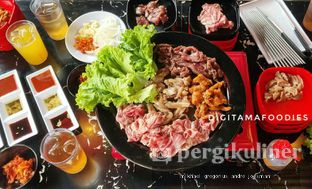 Foto review D'low Korean BBQ oleh Mikhael Gregorius Joesman 1