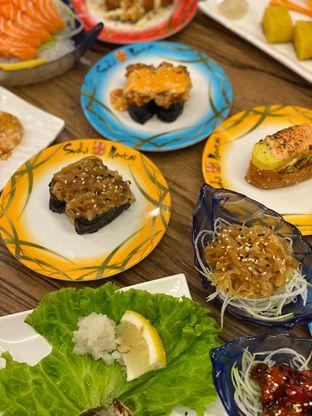 Foto 10 - Makanan di Sushi Mentai oleh Jeljel