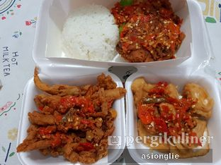 Foto review I Am Geprek Bensu oleh Asiong Lie @makanajadah 1