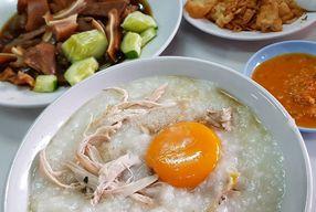 Foto Bubur Ayam Tangki 18 Aguan