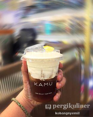 Foto review Kamu Tea oleh kobangnyemil . 1