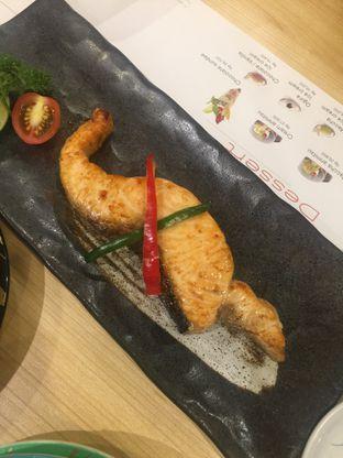Foto 2 - Makanan(Grilled Salmon) di Ippeke Komachi oleh San Der