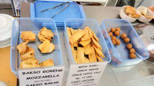 Foto 1 - Makanan di Bakso Mas Untung oleh Komentator Isenk