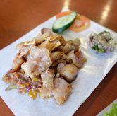 Foto Pork belly crackle di Celengan