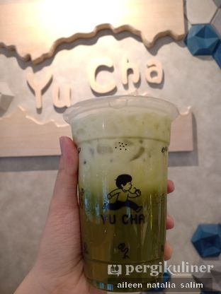 Foto 1 - Makanan di Yu Cha oleh Aileen • NonikJajan