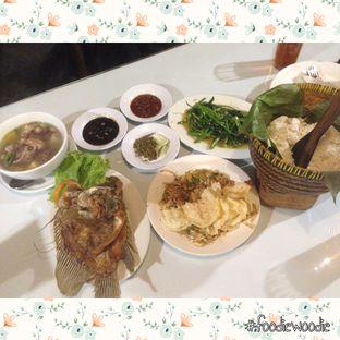 Foto 1 - Makanan di RM Dago Panyawangan oleh @wulanhidral #foodiewoodie