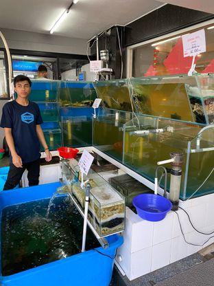 Foto 16 - Eksterior di Rezeki Seafood oleh Levina JV (IG : @levina_eat & @levinajv)
