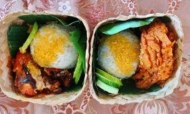 Nasi Ayam Ambyar