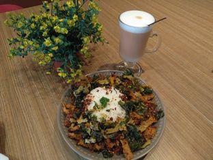 Foto 3 - Makanan di De Cafe Rooftop Garden oleh yeli nurlena