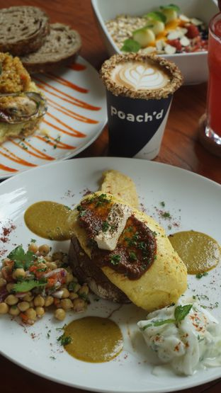 Foto 3 - Makanan di Poach'd Brunch & Coffee House oleh Theodora