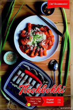 Foto 2 - Makanan di Tteokntalk oleh KimSongTae