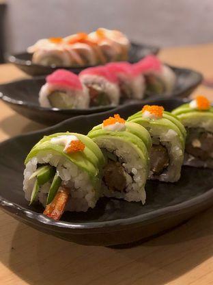 Foto 1 - Makanan(Various Sushi) di OTW Sushi oleh Fadhlur Rohman