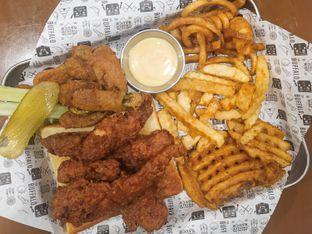 Foto 6 - Makanan(Buffalo Platter) di The Buffalo oleh Meisya Violeta   @HappyBuncit