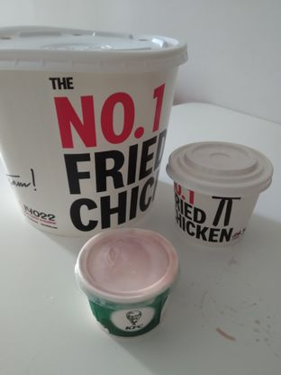 Foto review KFC oleh deasy foodie 1