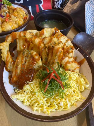 Foto 8 - Makanan di Gyu Jin Teppan oleh Levina JV (IG : @levina_eat & @levinajv)