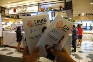 Foto review Liang Sandwich Bar oleh Micaeataway 1