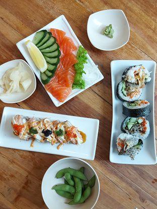 Foto 3 - Makanan di Umaku Sushi oleh Mouthgasm.jkt