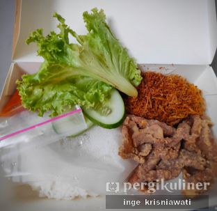 Foto review Nasi Ayam Bude Sari oleh Inge Inge 1