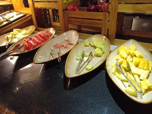 Foto 2 - Makanan(Buah untuk rujaknya 😂) di Seasonal Tastes - The Westin Jakarta oleh Jocelin Muliawan