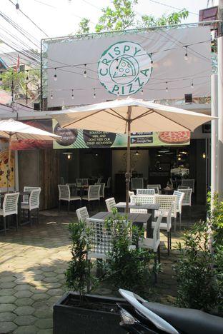 Foto review Crispy Pizza oleh Kuliner Addict Bandung 6