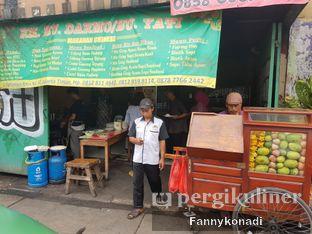 Foto 1 - Eksterior di Gudeg Yogya Bu Darmo / Bu Yati oleh Fanny Konadi
