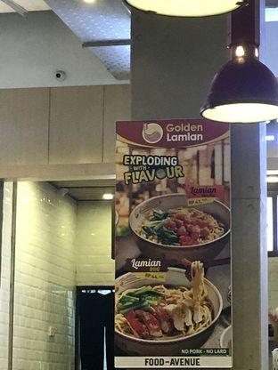 Foto review Golden Lamian oleh Prido ZH 7