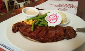 Holycow! STEAKHOUSE by Chef Afit