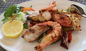 Seafood Terrace - Grand Hyatt